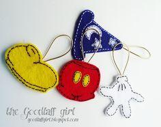 The Goodlaff Girl: Decorating with Disney