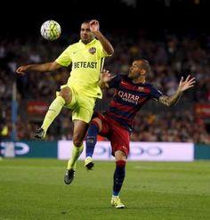 El Levante aguantó un tiempo - Reuters/Getty Images