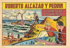 revista Roberto Alcázar y Pedrín