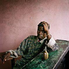 'Untitled, Liberia', 2003. Tim Hetherington.