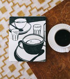 Morning Coffee   David Doran