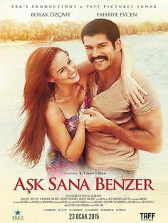 Aşk Sana Benzer - (2015) #film