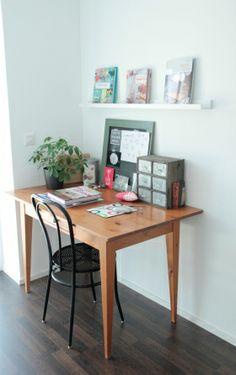 meine kleine büroecke