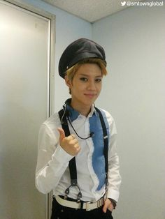 This Taemin pic is pure gold - Twitter / SMTOWNGLOBAL: Did you all enjoy the #SHINee's ...