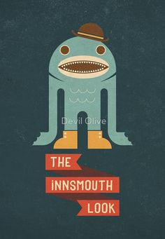 """""""The Innsmouth Look"""" by Devil Olive 
