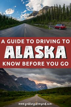Your guide to the best routes, essential gear, and first-hand experience. Don't leave for a drive to Alaska with out reading this guide. Driving to Alaska Alaska Travel, Travel Usa, Alaska Trip, Cruise Travel, Travel Guides, Travel Tips, Budget Travel, Travel Photos, Viewing Wildlife