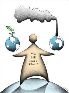 """Ho scelto questa immagine, perché il suo significato é che """"il piante é nelle nostre mani"""". Questo significa che a seconda di quello che facciamo, il nostro pianeta può essere inquinato oppure no. Tutto questo dipende dalle scelte che facciamo, e se tutto il mondo cerca di migliorarlo, prendendo accordi internazionali e cercando di salvare il pianeta."""