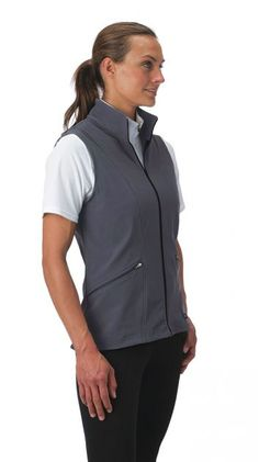 Dynamic Vest | Add a layer of style, warmth and convenience. Complementary contouring with durable Dynamic Extreme™ fabric offers a tailored, but comfy, look – with pockets!