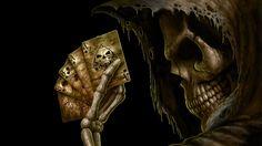 Los Mejores Wallpapers Alta Calidad De [Reaper-Muerte-Death]