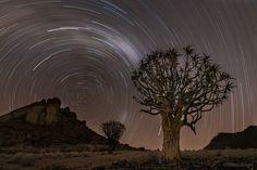 Star Trail Richtersveld -Willem Kruger