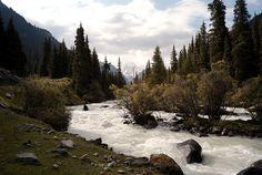 by brianwickman on Flickr. Jeti-Ögüz valley - Issyk Kul Province of Kyrgyzstan.