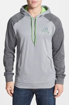adidas 'Ultimate' Hoodie | $55 | gifts for the sporty guy | mens hoodie | sports | athletic | menswear | mens fashion | wantering http://www.wantering.com/mens-clothing-item/adidas-ultimate-hoodie/ag3eT/