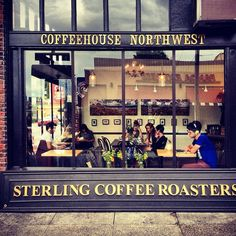 Try Coffeehouse Northwest's Sterling Roasters Coffee: 417 NW 21st Ave Portland, OR 97209
