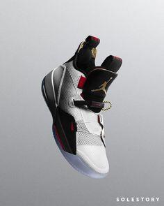 "41ca59aabd7 Solestory on Instagram  ""SOLEWATCH 👀 The Air Jordan XXXIII was just  revealed"