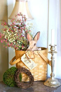 Be Book Bound: Beatrix Potter's Easter: A Garden Entry