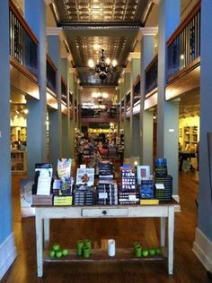 Turnrow Books in Greenwood, MS