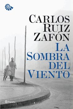 La sombra del viento - Carlos Ruiz Zafón (this book is a must) The Book Of You, Any Book, This Book, I Love Books, Good Books, Books To Read, Book Writer, I Love Reading, Reading Books