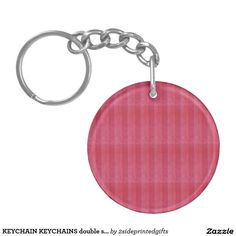 KEYCHAIN KEYCHAINS double sided ADD text photo DIY