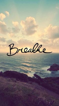 Breathe.   #bemorewithless #simplicity #simplelife #mindfulness