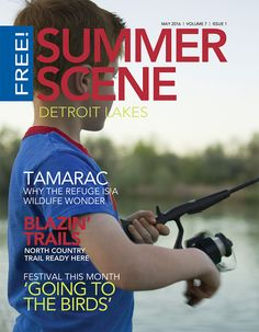 Summer Scene is published not only in Detroit Lakes, but the Park Rapids and Perham/Ottertail area as well. Each months issue will highlight all the activities and events exclusive to that area guaranteeing great readership and exposure of your business. Read more at: http://sections.dl-online.com/Special_Sections/flipbooks/summerscene-may2016.html