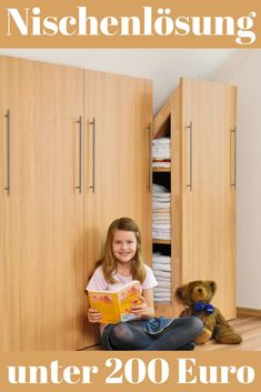 Build a drum cabinet Sloping ceilings are cozy, but often also unused space. For little money you can build a drum cabin Teen Room Furniture, Teen Room Decor, New Furniture, Furniture Makeover, Attic Storage, Closet Storage, Storage Spaces, Rustic Vintage Decor, Roof Decoration