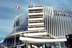 French pavilion at Expo 67, Montreal