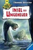 """Thomas Brezina Die Knickerbocker Bande """"Insel der Ungeheuer"""""""