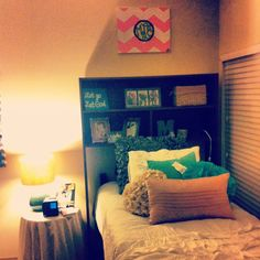 Dorm room! Troy University