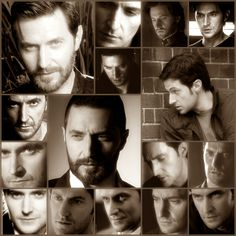 Pics of Richard ... cuz without him Thorin would be a dud