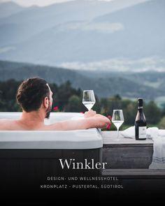 die schönsten Hotels in den Alpen: Wellness- und Designhotel WINKLER, Kronplatz - Pustertal, Südtirol/Italien