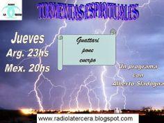 """TormentasEspirituales con @Sladogna 27-02-14""""Guattari pone cuerpo..."""