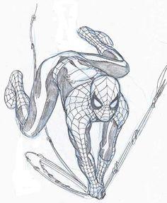 Mike Wieringo's Spider-Man