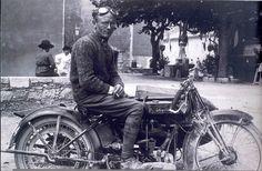 Sarolea Vintage Motorcycle