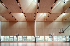 Gallery of Bon Lait Sports Hall / Dietrich | Untertrifaller Architekten - 4