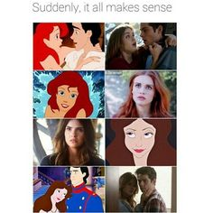 Teen wolf! The little mermaid- Stydia+ stalia