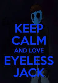 Resultado de imagen para eyeless jack