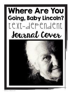 Where Are You Going, Baby Lincoln? Text Based Evidence, Kate Dicamillo, Text Dependent Questions, Magic Treehouse, Author Studies, Compare And Contrast, Chapter Books, Journal Covers, Text Me