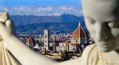 FIRENZE OLTRE IL CIMITERO di San Miniato al Monte   #TuscanyAgriturismoGiratola