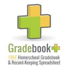 This is an awesome record keeping program for FREE!  Has been working great, especially for our high school ages kids.