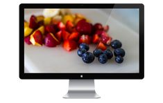 Thunderbolt Display, Apple, Apple Fruit, Apples