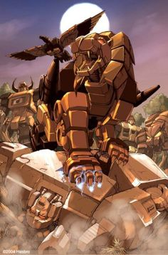Transformers G1 Predacons