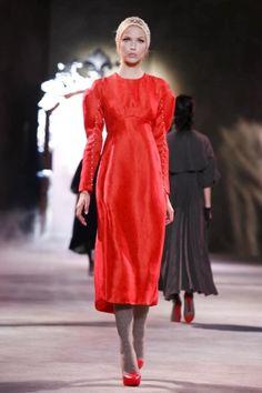 Ulyana Sergeenko Fall Winter Couture 2013 Paris