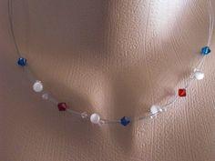 Ketten - Collier * AHOI * Marinestil - ein Designerstück von lilly10 bei DaWanda
