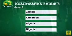 Breaking News: Super Eagles To Play Algeria In Deadly World Cup Qualifier