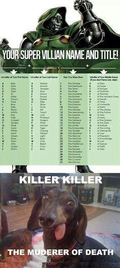 Dark Stalker, Murderer of Europe. O-kay.