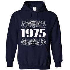 Made in 1975 - Aged to perfection Tshirt and Hoodie T-Shirts, Hoodies (39$ ==► Order Here!)