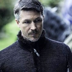 """Aidan Gillen as Petyr Baelish in S6.04 (""""Book of the Stranger""""), Game of Thrones."""