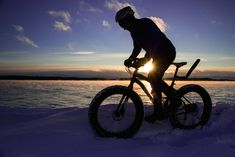 An RV might have four wheels, but two can be just as fun! We've rounded up our top fat bike trails in Canada. Fat Bike, Bike Trails, Getting Out, East Coast, Trek, Destinations, Wheels, Canada, Camping