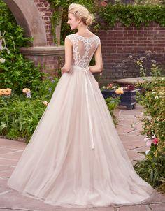 @Bellethemagazine wedding dresses | Rebecca Ingram Spring 2017 | Floor Ivory Ball Gown Bateau $ ($1,000 or less)