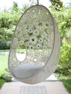 awesome Cush & Nooks — Zara Hanging Pod Chair by http://www.top-homedecor.space/chairs/cush-nooks-zara-hanging-pod-chair/